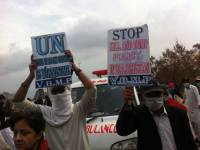 VBMP Protest in Islamabad