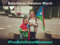 Free Balochistan Movement: The Long March of Baloch from Düsseldorf to Berlin