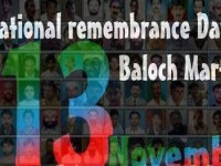 THE LEGACY OF NOVEMBER 13 IN BALOCH HISTORY