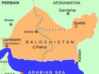 Iran meddling in Baloch freedom Movement